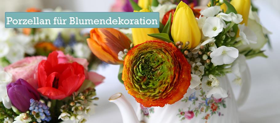 Lieschen und ruth vintage porzellan dekoration leihen for Dekoration leihen
