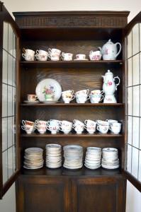 Neue Lieferung Porzellan aus England